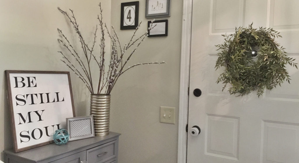 How To Decorate A Small Entryway Birkley Lane Interiors
