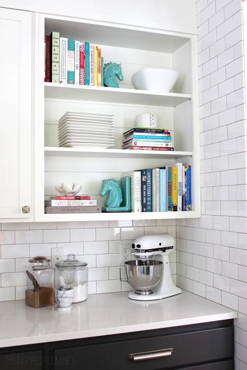 10 Ways to Decorate Above Kitchen Cabinets   Birkley Lane ...