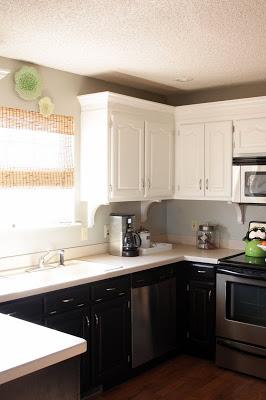 10 Ways to Decorate Above Kitchen Cabinets | Birkley Lane ...